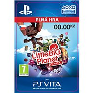 LittleBigPlanet PlayStation Vita Marvel Super Hero Edition- SK PS Vita Digital