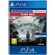 Robinson: The Journey- SK PS4 Digital - Hra pro konzoli
