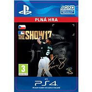 MLB The Show 17 - CZ PS4 Digital - Hra pro konzoli