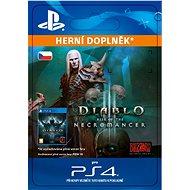 Diablo III: Rise of the Necromancer - CZ PS4 Digital - Herní doplněk