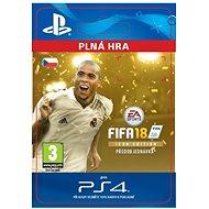 FIFA 18 ICON Edition - CZ PS4 Digital - Hra pro konzoli