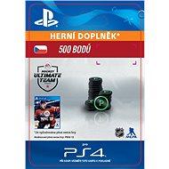 500 NHL 18 Points Pack - PS4 CZ Digital