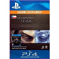 Middle-earth: Shadow of War Expansion Pass - PS4 CZ Digital