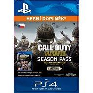 Call of Duty: WWII - Season Pass - PS4 CZ Digital