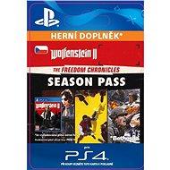 Wolfenstein II: The Freedom Chronicles - Season Pass - PS4 CZ Digital