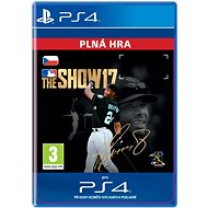 MLB The Show 17 - SK PS4 Digital - Hra pro konzoli