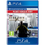 Star Trek: Bridge - SK PS4 Digital - Hra pro konzoli