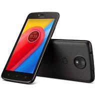 Motorola Moto C Black - Mobilní telefon