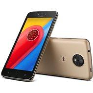 Motorola Moto C Gold - Mobilní telefon