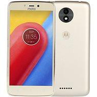 Motorola Moto C Plus (2GB) Gold - Mobilní telefon