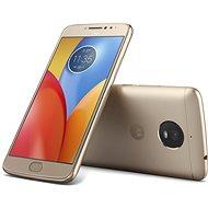 Motorola Moto E4 Plus Gold - Mobilní telefon
