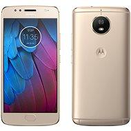 Motorola Moto G5s Blush Gold - Mobilní telefon