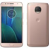 Motorola Moto G5s Plus Blush Gold - Mobilní telefon