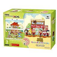NEW Nintendo 3DS Animal Crossing HHD + Card Set - Game Console