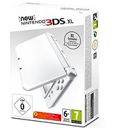 NEW Nintendo 3DS XL Pearl White - Game Console