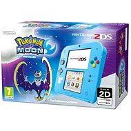 Nintendo 2DS Pokémon Ed. + Pokémon Moon pre-instal