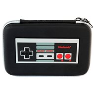 Nintendo 3DS NEW 3DS Xl Hard Pouch-Retro NES design - Pouzdro