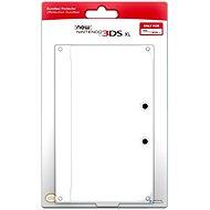 Hori NEW 3DS XL Protector Clear (Duraflexi TPU) - Ochranná fólie