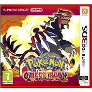 Pokemon Omega Ruby - Nintendo 3DS - Console Game