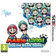 Nintendo 3DS - Mario & Luigi: Dream Team Bros.