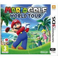 Nintendo 3DS - Mario Golf: World Tour