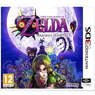 Nintendo 3DS - The Legend of Zelda: Majora's Mask