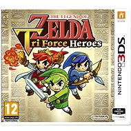 Nintendo 3DS - The Legend of Zelda: Tri Force Heroes