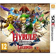 Nintendo 3DS - Hyrule Warriors: Legends