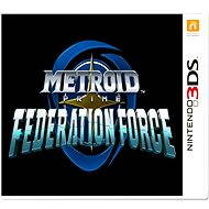 Nintendo 3DS - Metroid Prime: Federation Force