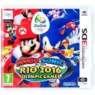 Mario & Sonic in Rio - Nintendo 3DS - Spiel für die Konsole
