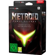 Metroid: Samus Returns Legacy Edition - Nintendo 3DS - Hra pro konzoli