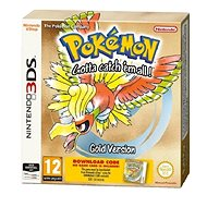 Pokémon Gold DCC - Nintendo 3DS - Console Game