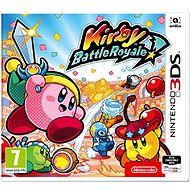 Kirby Battle Royale - Nintendo 3DS - Console Game