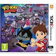 YO-KAI WATCH 2: Psychic Specters - Nintendo 3DS - Hra pro konzoli