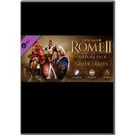 Total War: ROME II – Greek States Culture Pack - Herní doplněk