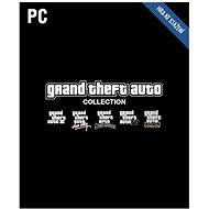 Grand Theft Auto Collection - Hra pro PC