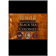 Total War: ROME II – Black Sea Colonies Culture Pack - Herní doplněk