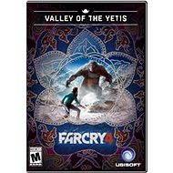 Far Cry 4: Valley of the Yetis - Herní doplněk