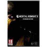 Mortal Kombat X Premium Edition - Hra pro PC
