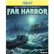Fallout 4: Far Harbor DLC (PC DIGITAL) - Herní doplněk
