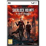 Sherlock Holmes: The Devil's Daughter DIGITAL - Hra pro PC