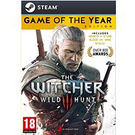 Zaklínač 3: Divoký hon - edice Hra roku DIGITAL - Hra pro PC
