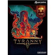 Tyranny - Archon Edition (PC/MAC/LX) PL DIGITAL + BONUS! - Hra pro PC