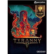 Tyranny - Overlord Edition (PC/MAC/LX) PL DIGITAL + BONUS! - Hra pro PC