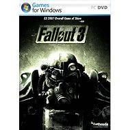 Fallout 3 CZ (PC) DIGITAL - Hra pro PC