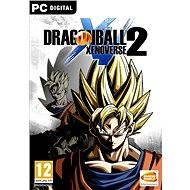 DRAGON BALL XENOVERSE 2 (PC) DIGITAL - Herní doplněk