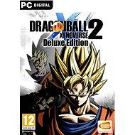 DRAGON BALL XENOVERSE 2 Deluxe Edition (PC) DIGITAL - Hra pro PC