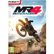 Moto Racer 4 Deluxe Edition (PC/MAC) PL DIGITAL + BONUS! - Hra pro PC