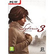 Syberia 3 (PC/MAC) DIGITAL + BONUS! - Hra pro PC