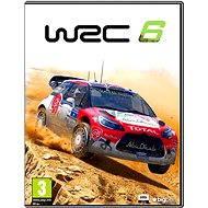 WRC 6 (PC) DIGITAL + DLC - Hra pro PC